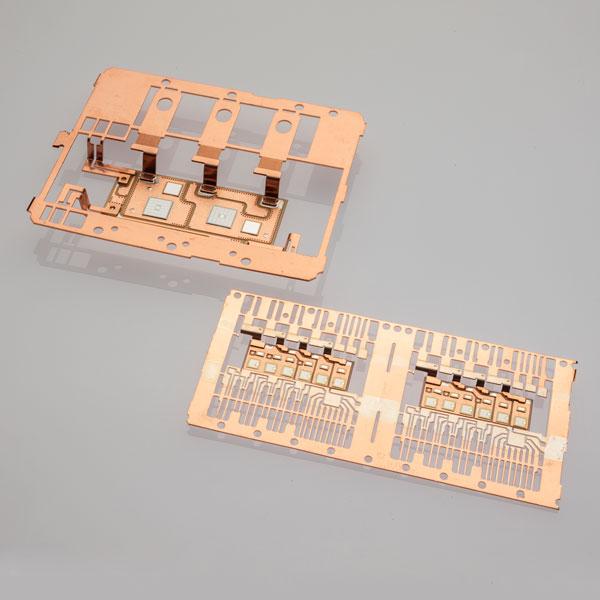 引线框架和分立器件清洗