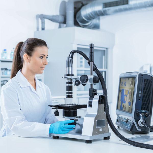 高清数码显微镜目检